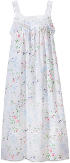 A Sweet Spring Bouquet In 100% Cotton Lawn, From Eileen West
