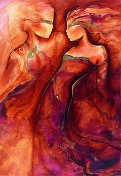 Twin flames burn eternally. Destined to shine bright in a united embrace that is set to last for an eternity ~Truth Devour