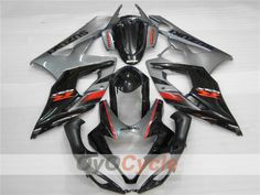 Injection Fairing kit for 05-06 GSX R1000 - SKU: OYO87901980 - Price: US $489.99. Buy now at http://www.oyocycle.com/oyo87901980.html