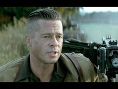 Fury Official Trailer Brad Pitt, Shia LaBeouf HD i went to see this it was really really really good also sad Really Good Movies, Great Movies, New Movies, Brad Pitt Fury Haircut, Trailer Peliculas, Brad Pitt And Angelina Jolie, Scott Eastwood, War Film, Shia Labeouf