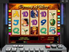 Drehe online kostenlos Spielautomaten Spiel Dynasty of Ming - http://freeslots77.com/de/dynasty-of-ming/