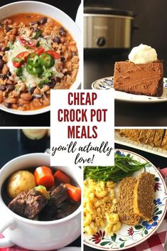 Cheap Crock Pot Meals are a dime a dozen. The interwebs is full of them, but not all of them deliver. Follow these tips and tricks so that your slow cooker recipes are worth your time and effort -- every time.