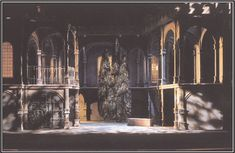 Romeo & Juliet | Set & Scenery Rental | Utah Opera