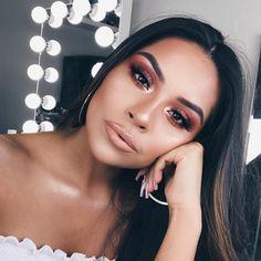 Gorgeous Makeup: Tips and Tricks With Eye Makeup and Eyeshadow – Makeup Design Ideas Glam Makeup, Skin Makeup, Makeup Inspo, Bridal Makeup, Wedding Makeup, Makeup Inspiration, Makeup Eyeshadow, Urban Makeup, Makeup Set