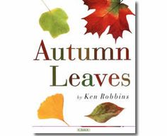 Autumn Leaves by Ken Robbins (Illustrator). Fall books for children.
