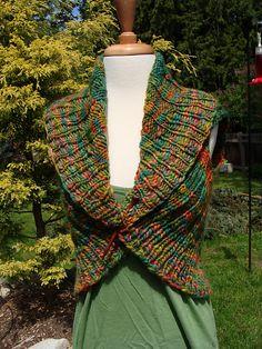 Ravelry: Shawl Collar Vest pattern by Jennifer Miller