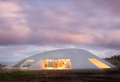 Home Design Glass Walls Also Irregular Roof Shape Ceiling Design of Extraordinary Home Design with Futuristic Exterior