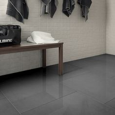 Rooms With Gray Tile Floors Lounge Dark Grey Porcelain