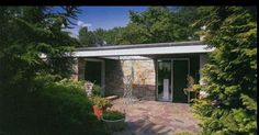 Donald N. Clark House | Marcel Breuer | Orange CT | 1949