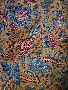 Vintage batik 3 negri Tjoa family,Solo.
