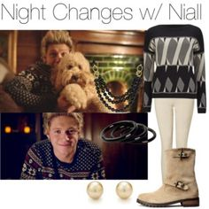Night Changes w/ Niall