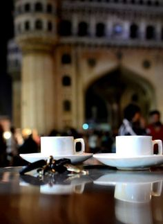 Old City ka Irani Chai #Hyderabad #Charminar