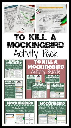 To kill a mockingbird by harper lee plot diagram story map plot to kill a mockingbird activities for teaching in the high school english language arts classroom ccuart Images