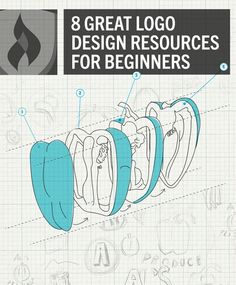 8 Great Logo Design Resources for Beginners #GraphicDesign #Logos #LogoDesign