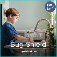 Protect yourself, with BugShield.com! Very flexible domain - could be used for cybersecurity or computer virus protection, or it could be used for a shield from pandemic-related bugs/germs. Technology Consulting, Computer Virus, Bugs, Flexibility, Names, Business, Ideas, Back Walkover