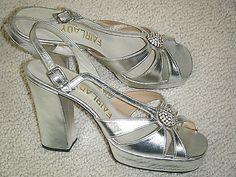 vtg-70s-FAIR-LADY-silver-leather-platform-Disco-Studio-54-womens-vintage-shoes-6