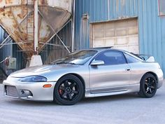 Less Than $6000 - 1990-99 Mitsubishi Eclipse GS Turbo and GSX