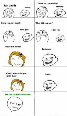 Say Daddy! #funny #funnyimages