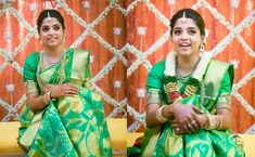 Every girl instinctively opts for red when it comes to her wedding sari. But the color has become redundant and so these brides decided to churn a change by picking an unconventional color for their bridal saree, Green. The reason behind this preference might differ from bride to bride but the fact that they wanted to break stereotypes is enough for us. Adding to this charm is how they look absolutely gorgeous and unruffled by...