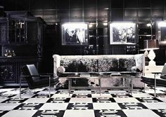 Night Hotel NYC: loved this boutique hotel Nyc Hotels, New York Hotels, Luxury Hotels, Unusual Hotels, Amazing Hotels, Modern Gothic, Old World Style, Hotel Lobby, Interior Design