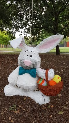 6aa369169d4 Easter bunny piñata as seen on the iSelect television commercial