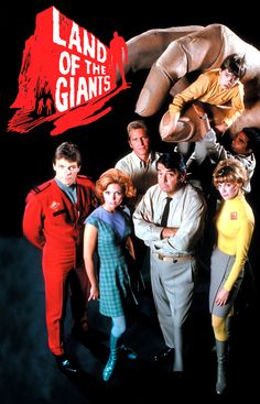 Land of the Giants (1968-70)...used to watch reruns during the late 80's-early 90's on Channel 4.