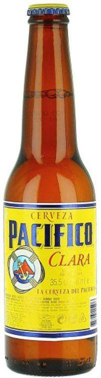 Pacifico Beer Clara Mexican Beer