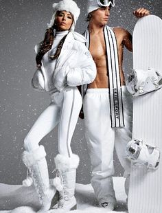 sport campaign Eva Longoria for Bebe Sport campaign Classy Winter Outfits, Warm Outfits, Winter Wear, Autumn Winter Fashion, Winter Suit, Snow Outfit, Ski Wear, Ski Fashion, Style Fashion