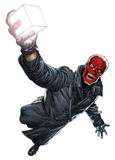 red skull marvel - Google Search
