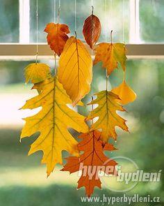 Výsledek obrázku pro podzimní výzdoba oken