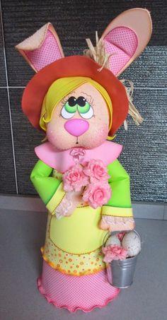 Muñecas Tania: Pascua