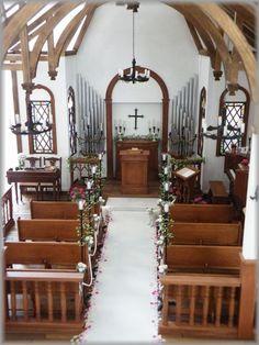 1/12th scale chapel