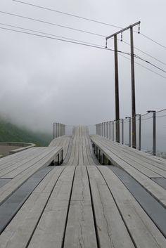 Viewpoint Bergbotn/ Senja, Norway by Code