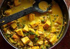Manipuri paneer curry