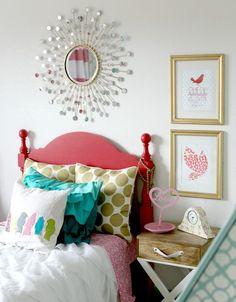 kommodenknopf m belkn pfe holz bemalt 6er set in rosa pink orange leolinchen zauberhafte. Black Bedroom Furniture Sets. Home Design Ideas