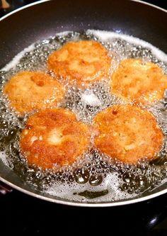 Southern Fried Salmon Patties