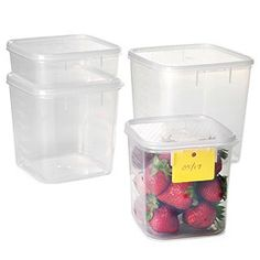 Tellfresh® Square Food Storage | The Container Store