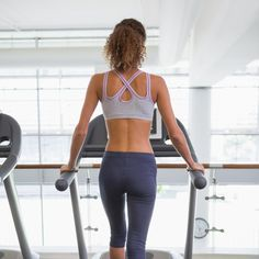Sculpt your glutes and burn a fast 150 calories with this 20-minute hill-walking treadmill workout. - Fitnessmagazine.com