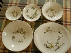Serving Set 8 Pieces Stetson USA China Marcrest by BreezyJunction, $14.99