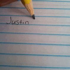This is totally what am I going to write if I have one of those DeathNote..
