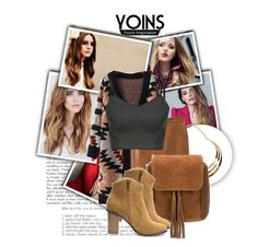 """""""YOINS 15"""" by julyete ❤ liked on Polyvore featuring By Boe and yoins"""