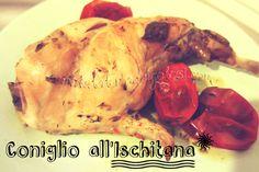 Coniglio all'Ischitana - www.lalunadeigolosi.com
