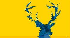MY DEER YQ Art Series, Creative Director, Filmmaking, Evolution, Deer, Classic, Artist, Movie Posters, Design