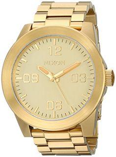 Nixon Men's A346502 Corporal SS Watch NIXON