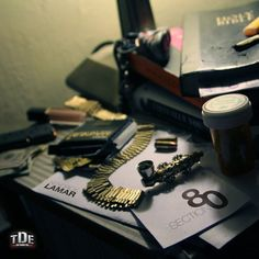 is Kendrick Lamar's debut studio album, released on July 2011 through Top Dawg Entertainment (Although the project was marketed and distributed like a studio album Kendrick Lamar Album Cover, Kendrick Lamar Music Video, Kendrick Lamar Art, Bj The Chicago Kid, Jim Morrison Movie, Night Aesthetic, Silk Art, Best Songs, Print Artist