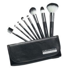 LOVE my Professional Brush Set 8 brushes...to order visit www.nutrimetics.com.au/jessporter