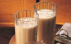 Frapé - mælk med kaffe og knust is