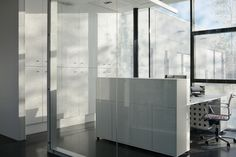 Gallery of Aseptic Office and Lab / AUM architecture - 22