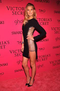 Toni Garrn - 2013 Victoria's Secret Fashion Show After Party, NYC (Nov. 13)