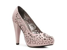 """Another very nice """"origami"""" style shoe. Fashionable in black too."""